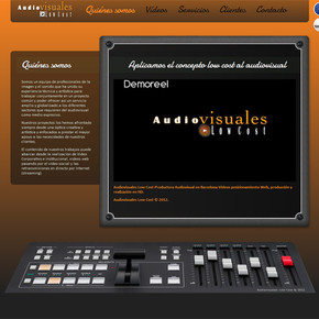 Audiovisuales Low Cost